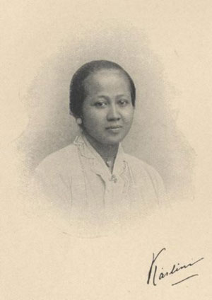 Portrait de Kartini